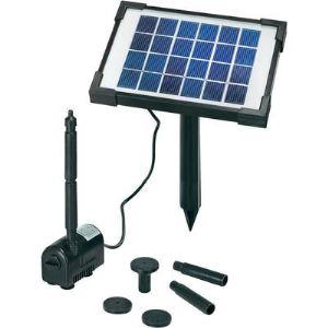 Esotec Système de pompe solaire pour bassin et fontaine