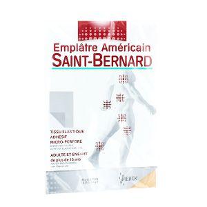 Merck Saint Bernard - Patch chauffant (emplâtre)