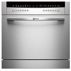 site réputé 8f783 59b48 Neff S66M64M1EU - Lave-vaisselle compact encastrable 8 couverts - Comparer  avec Touslesprix.com