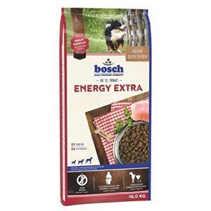 Bosch Tiernahrung Energy Extra Croquette pour Chien Adulte 15 kg