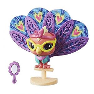 Hasbro Littlest PetshoP Premium Ella parrotti (E2428)
