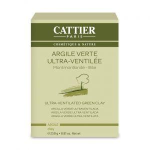 Cattier Argile verte ultra ventilée