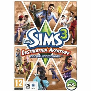 Les Sims 3 : Destination Aventure - Extension du jeu [MAC, PC]