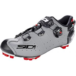 Sidi MTB Drako 2 SRS - Chaussures Homme - gris 43,5 Chaussures VTT à cales