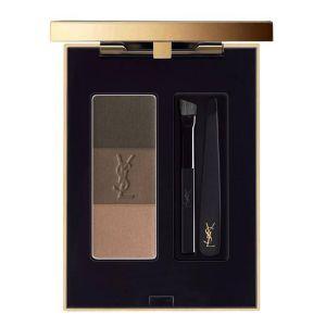 Yves Saint Laurent Couture Brow Palette 02 Medium to Dark - Kit complet pour sourcils