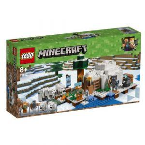 Lego 21142 - Minecraft : L'igloo