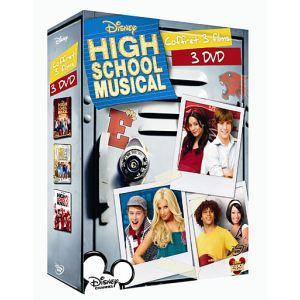 Coffret High School Musical 1, 2 et 3