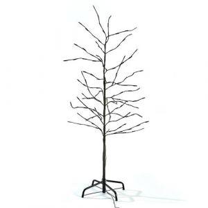 Alice's Garden Arbre lumineux de 150 cm, 144 leds et pied inclus - décoration de Noël