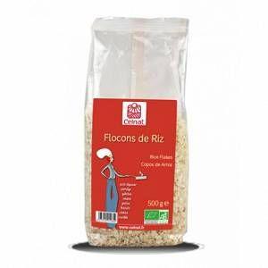 Celnat Flocons de riz - 500g