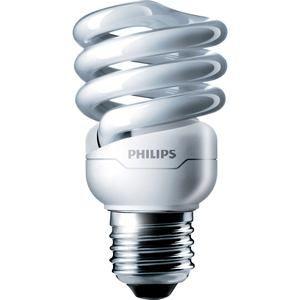 Philips Ampoule fluocompacte tornado - e27 - 20w - 2700k - 230v - t2 - spirale