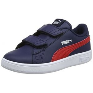 Puma Baskets basses PS Smash V2 L V Enfant