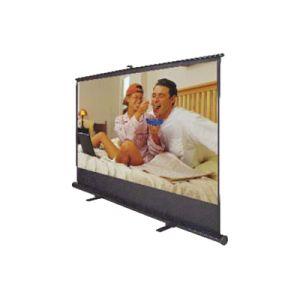 Elite Screens ez-Cinema F100NWH - Ecran de projection transportable (125 x 221 cm) 16:9