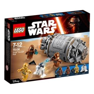 Lego 75136 - Star Wars : Droid Escape Pod