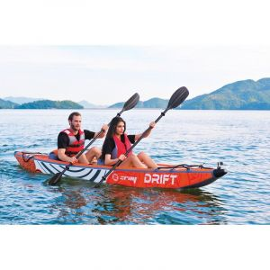 ZRay Kayak gonflable 2 places Drift