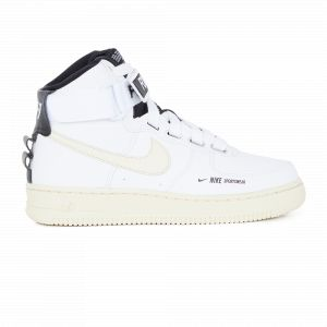 Nike Chaussure Air Force 1 High Utility pour Femme - Blanc Blanc - Taille 40
