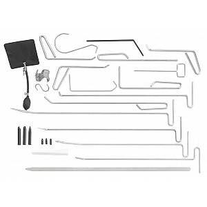 Facom Composition de 34 outils de débosselage sans peinture - CR.PRK