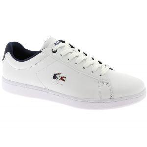 Lacoste Tennis Carnaby Evo 1197 Blanc