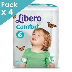Libero Comfort 6 (13-20 kg) - 184 couches