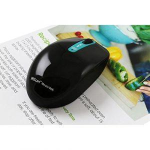 Iris IRIScan Mouse Wifi - Souris multifonction avec scanner Wifi intégré
