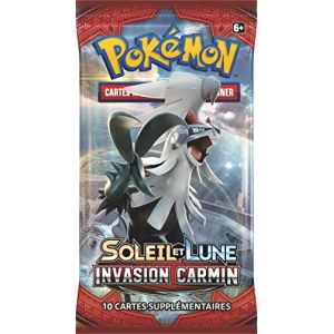 Asmodée Booster - Pokémon Soleil & Lune 04 (Modèle aléatoire)