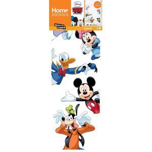 Sticker fenêtre Mickey et ses amis