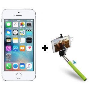 apple iphone 5s 16 go selfie stick extensible pour smartphones et iphone comparer avec. Black Bedroom Furniture Sets. Home Design Ideas