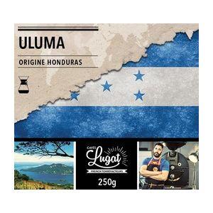 Cafés Lugat Café moulu Bio pour cafetière Hario/Chemex : Honduras - Uluma - 250g
