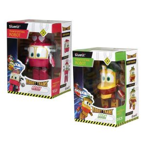 Silverlit Robot Trains Figurine transformables Selly