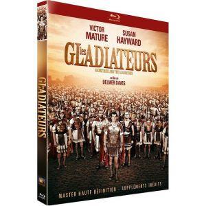 Les Gladiateurs réal. Delmer Daves