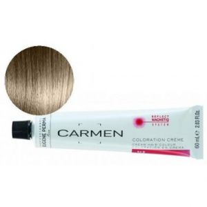 Eugène Perma Tube Carmen Super Eclaircissant 1012 Ultra Blond Cendré Irisé - 60 ml