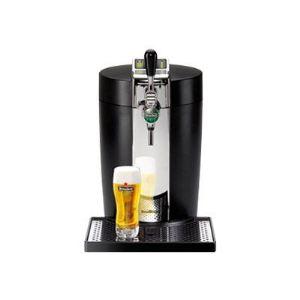 Krups Beertender B90 - Tireuse à bière VB 5020 FR compatible fûts 5 L