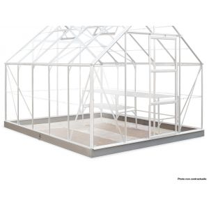 Juliana SO1696 - Embase pour serre Popular de 6.2 m²