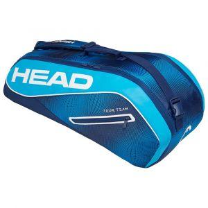 Head Tour Team 6R Combi Raquette de Tennis Sac N/A Bleu Marine/Bleu