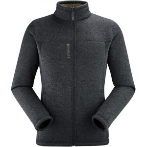 Lafuma Cali F-Zip M Veste Polaire Homme, Anthracite Grey, FR : S (Taille Fabricant : S)