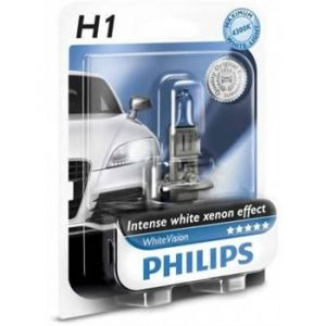 Philips 1 Ampoule H1 WhiteVision 55 W 12 V