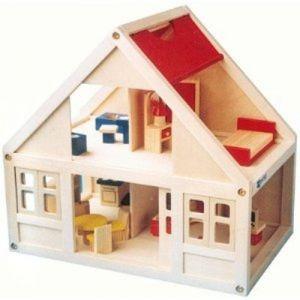 Sapin Malin Maison de poupées en bois