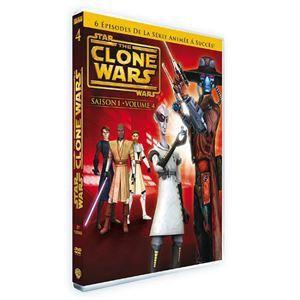 Star Wars : The Clone Wars - Saison 1, Volume 4