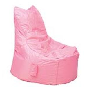 Chill Zone Pouf confortable en nylon (60 x 80 cm)