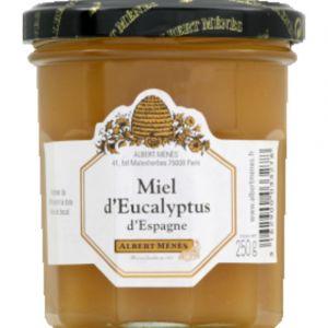 Albert ménès Miel d'eucalyptus d'Espagne - Le pot de 250g
