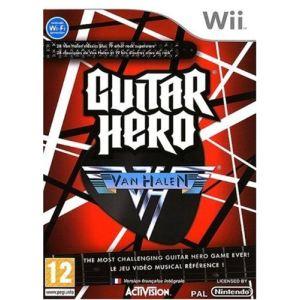 Guitar Hero : Van Halen [Wii]