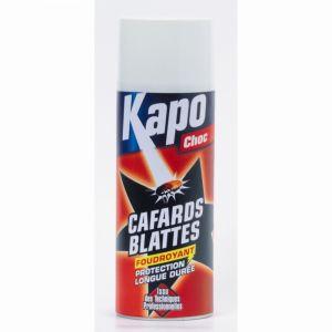 Kapo Insecticide Foudroyant Repulsif Cafards Blattes