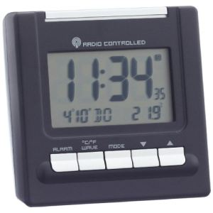 TFA Dostmann 98.1087 - Radio réveil avec Thermomètre