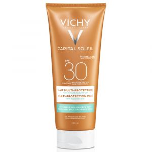 Vichy Lait Solaire Multi Protection - Capital Soleil - 200 ml - SPF 30