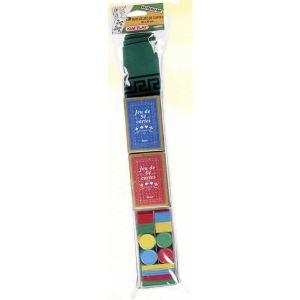 Tapis de jeux 60x40 cm + 2 jeux 54 cartes