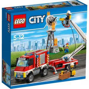 Lego 60111 - City : Le camion d'intervention des pompiers