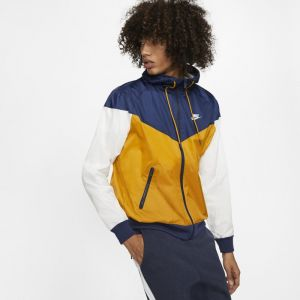 Nike Coupe-ventà capuche Sportswear Windrunner pour Homme - Or - Taille 2XL