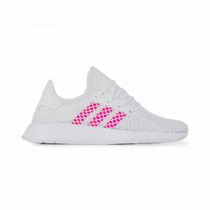 Adidas Baskets -originals Deerupt Runner Junior - Ftwr White / Shock Pink / Core Black - EU 38 2/3