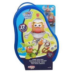 Playskool Mallette Monsieur Patate Chevalier