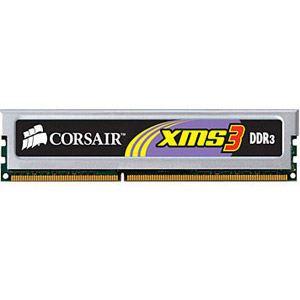 Corsair CMX2GX3M1A1333C9 - Barrette mémoire XMS3 2 Go DDR3 1333 MHz CL9 240 broches