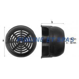 Procopi 978121 - Capot de ventilateur de surpresseur Euro Com 3M